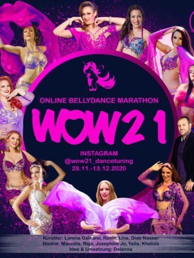 Event wow21_dancetuning/ tanzmarathon