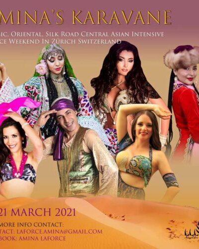 Event Amina's Karavane 2021