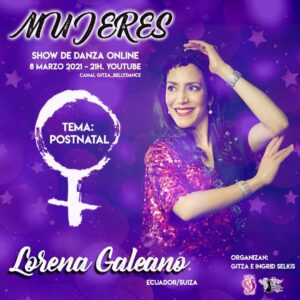 Online Show Mujeres